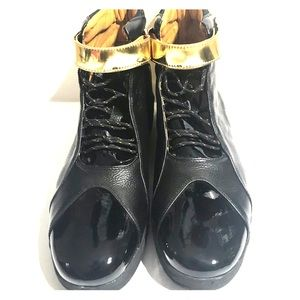 Other - Amun Ra sneaker boots